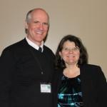 Dr. Rowan Milner and Dr. Maureen Long.