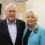 Arnold and Barbara Grevior.