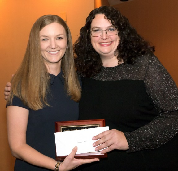Dr. Shannon Roff and Dr. Sarah Beatty