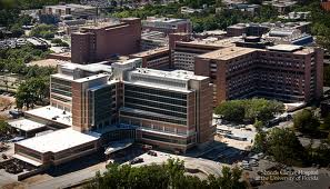 Shands and the Academic Health Center.