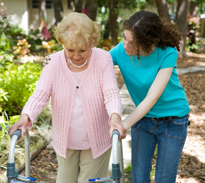 ElderCare offers home-based services.