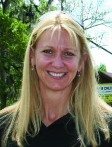 Photograph of Dr. Alison Morton