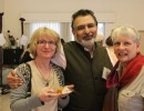 Department of Psychiatry, Interim Chair, Dr. Regina Bussing, Dr. Rajiv Tandon and Jean LeMire