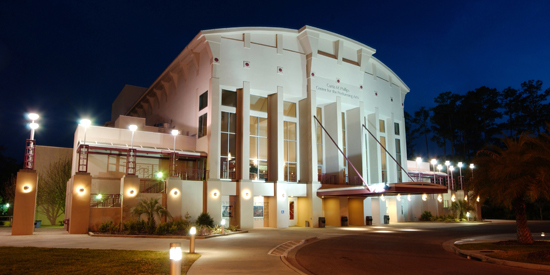 Philips Center for the Performing Arts